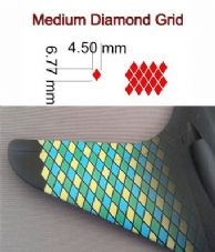 HD08 - Diamond Grid Medium